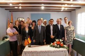 Corporació Ajuntament de Benissa de la legislatura 2011-2015