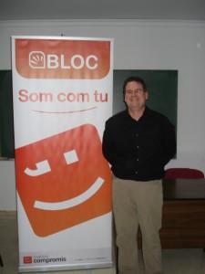 Jaume Berenguer, secretari local