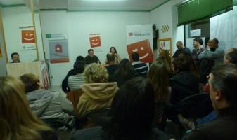 Acte de primàries de Mireia Mollà a Benissa