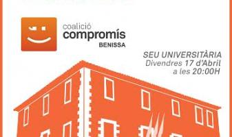 Presentació candidatura Compromís Benissa