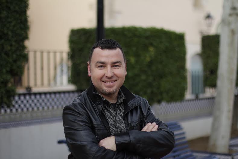 Xavi Tro, candidat a l'alcaldia