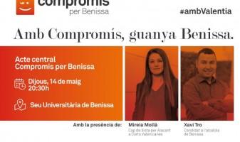 Acte central Compromís Benissa