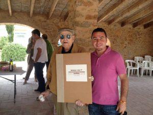 Bernat Capó i Xavi Tro